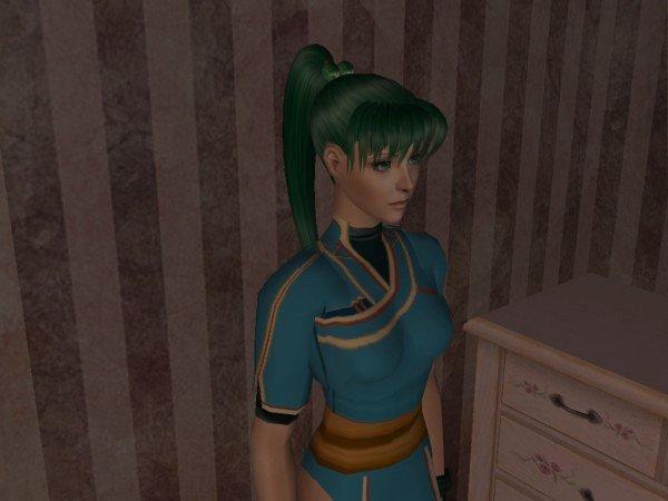 Fire Emblem Lyn Wallpaper Lyn Fire Emblem Sims 2 by