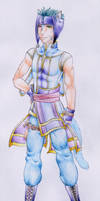 Ranulf and a new outfit by Prince-Stephen