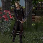 Lloyd Fire Emblem Sims by Prince-Stephen