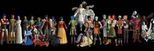Fire Emblem Group Sims 2 by Prince-Stephen