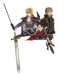 Fire Emblem Black Knights by Prince-Stephen