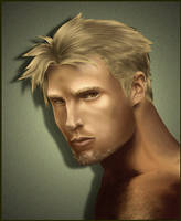 Realistic Lloyd Reed by Prince-Stephen