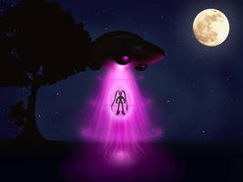 UFO Sophie by Prince-Stephen
