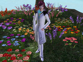 Asbel Lhant ToG Sims N*1 by Prince-Stephen