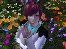 Asbel Lhant ToG Sims N*2 by Prince-Stephen