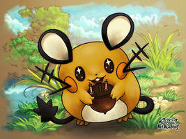 Happy Dedenne Day! by Prince-Stephen