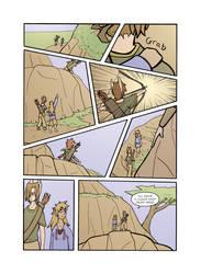 Messenger:  Ch 3 Page 45 by celestrialdarkmoon