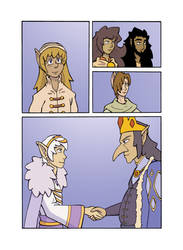 Messenger:  Ch 3 Page 59 by celestrialdarkmoon