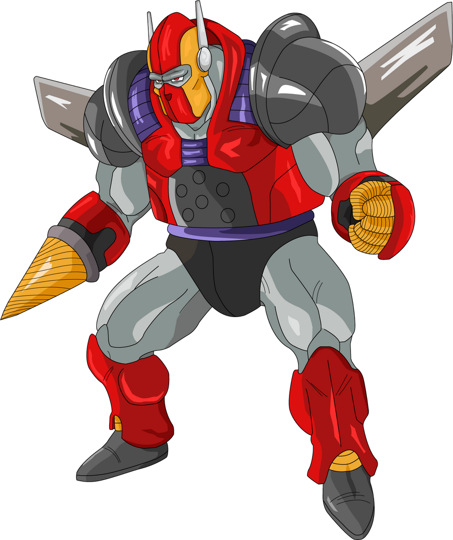 Dragon Ball Team Builder