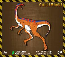 01 Gallimimus