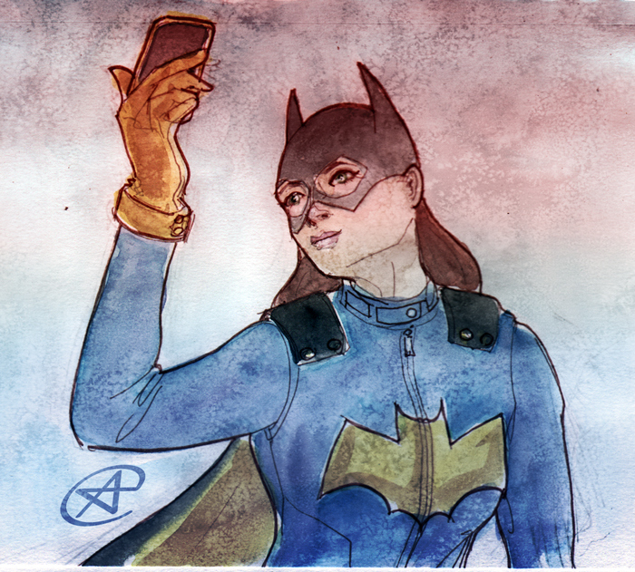 The New Batgirl by photon-nmo