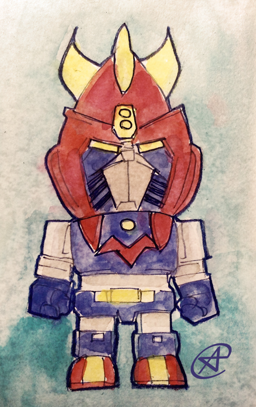 Voltes V Cartoon Characters : Chodenji machine voltes v by photon nmo on deviantart