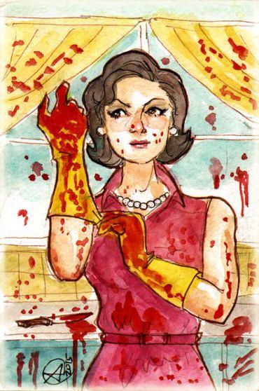 Josie Schuller AKA Lady Killer by photon-nmo