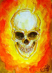 Ghost Rider by photon-nmo