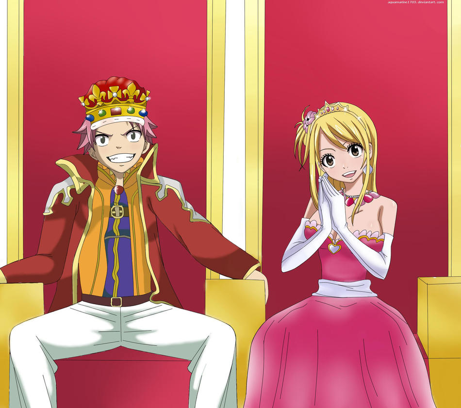 King and Queen by