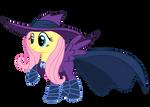 Request: unmasked Fluttershy