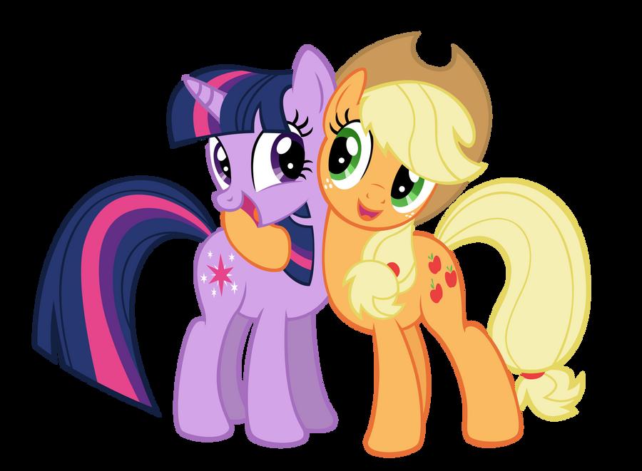 Znalezione obrazy dla zapytania kucyki pony gify
