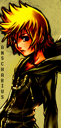 Roxas 2nd Try by Anscharius1994