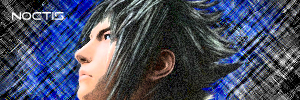 Yaaay Noctis Signature :D by Anscharius1994