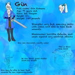 Gin's Reference