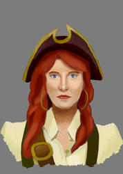 Captain Piri by ArtofLeogrim