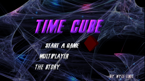 Time Cube the Game by Razzlegames