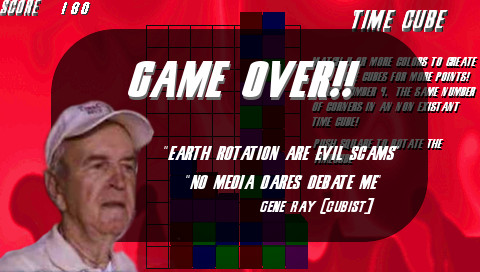 Time Cube: Game Over by Razzlegames