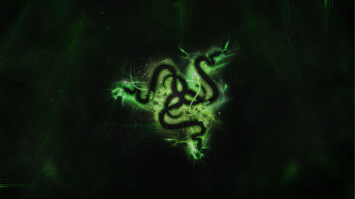 dzd 1080p wallpaper razer revamp green by dzdigital on