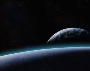 Earthrise by yudhabastard