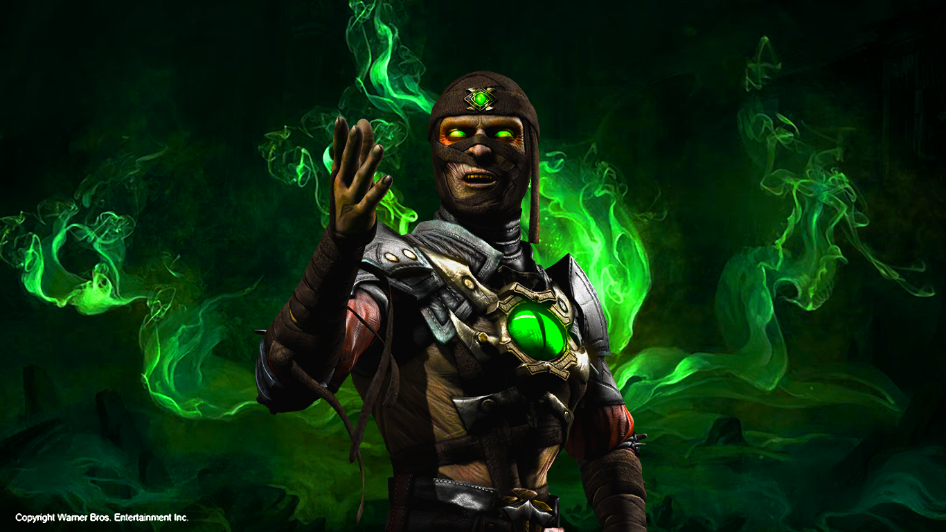 ermac on mortalkombatfans3d deviantart