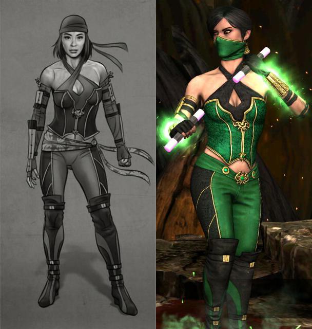 Jade And Baraka Added To Mkx Mobile Mortal Kombat Online