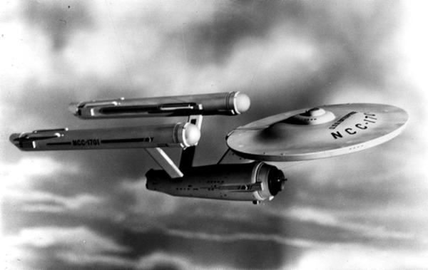 U.S.S. Enterprise by chimera335