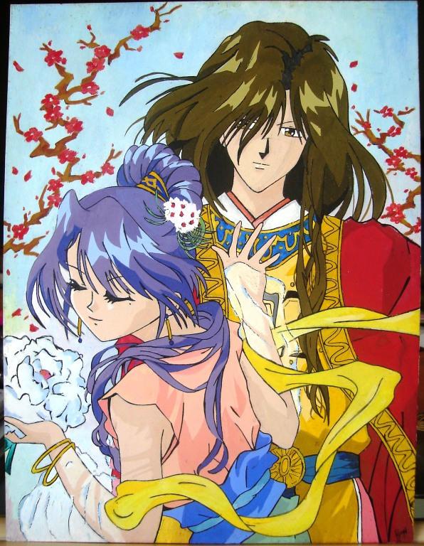 Fushigi Yuugi by rei-kawaii