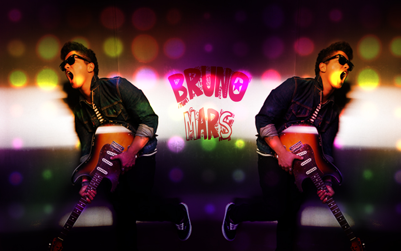 Bruno Mars By Fuesanta On DeviantArt