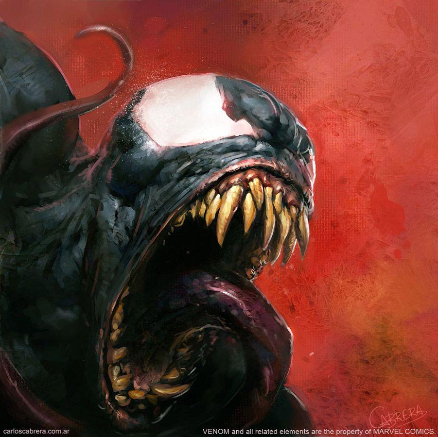 Venom by artbycarlos