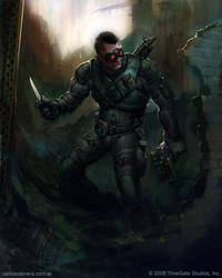 F.E.A.R character 2