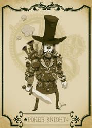 Poker knight-low