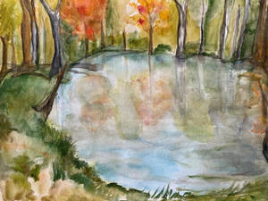 Herbstsee