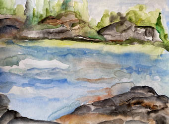 Rebekka's Lake