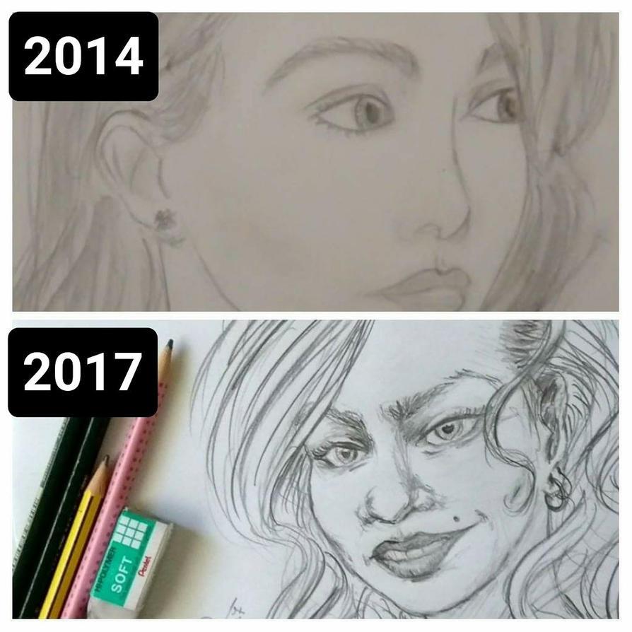 Evolution by lizbeth-boo-nana