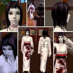 Sims 2 Sims_Fatal Frame 2 Sae