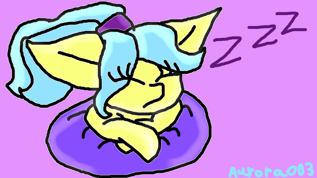 just nappi'n by aurora003