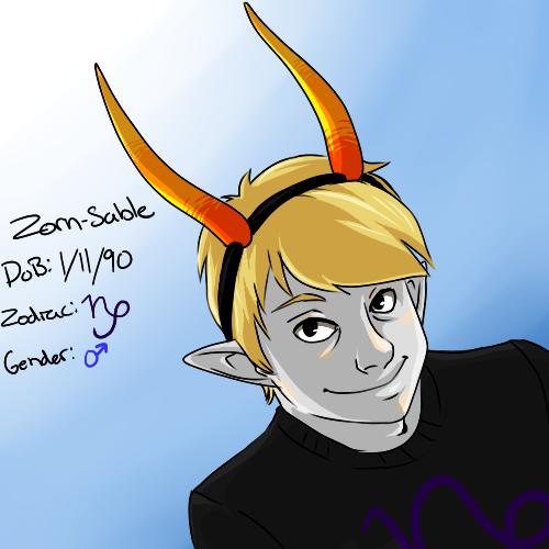 Zorn-Sable's Profile Picture