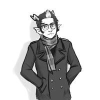 Eridan's a cool kid by Zorn-Sable