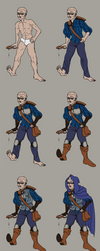 T6S: Gerard's outfit reference by TrollkaRuby