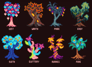 7 Deadly Sins: Trees