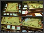 Fallout 3 Monopoly Set