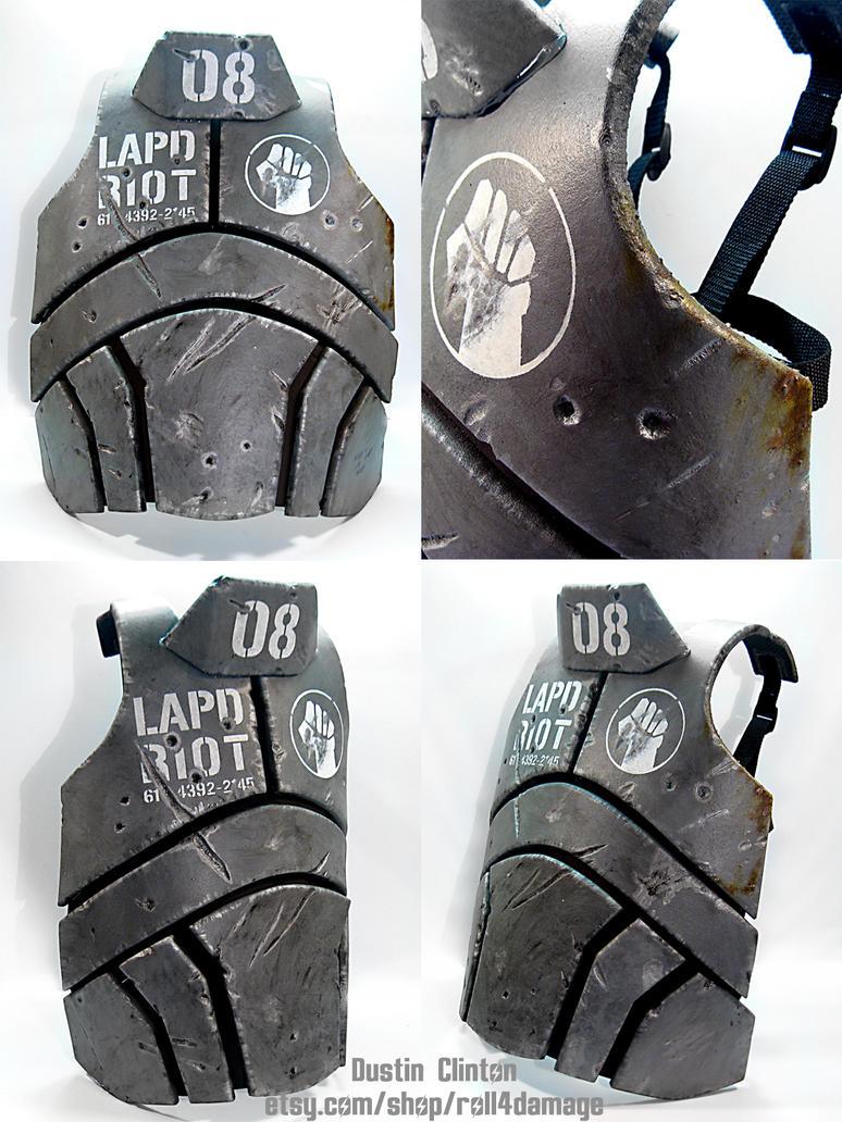 NCR Veteran Ranger Body Armor Version 2 by swanboy on ...