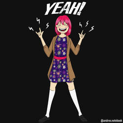 Yeah girl!