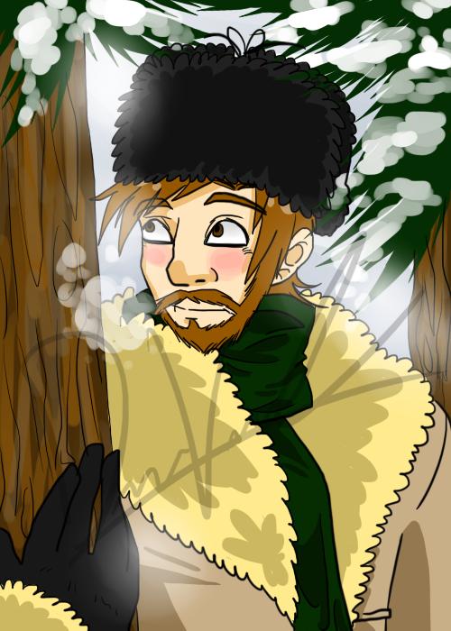 Vladi the Explorer by ToxicKrieg